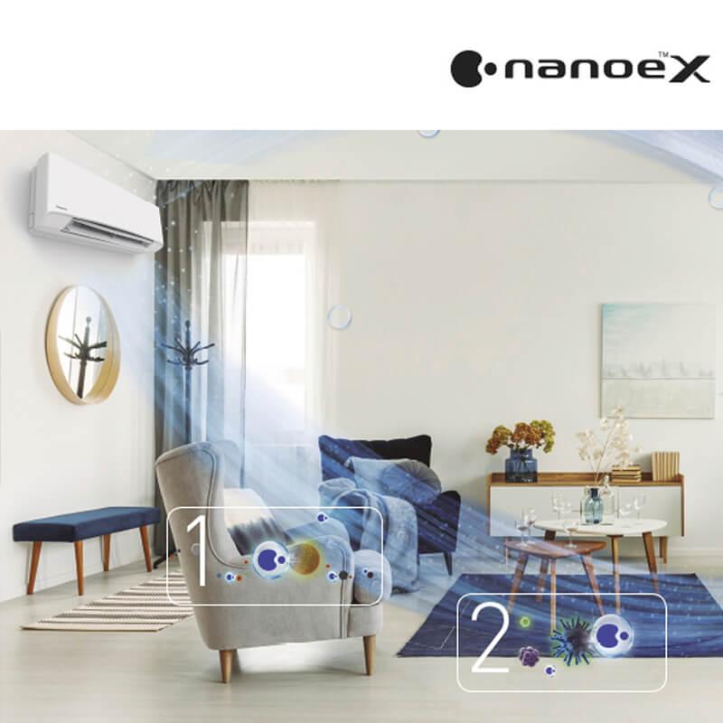 Panasonic nanoe-x