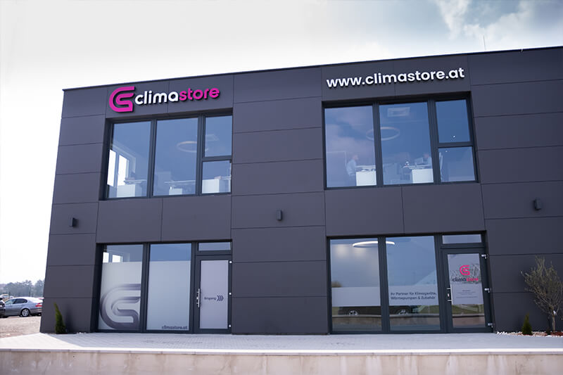 climastore Showroom