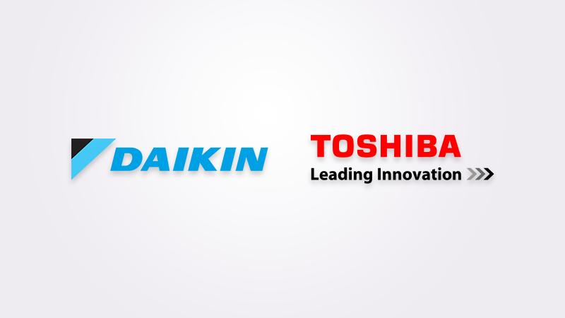 Daikin Toshiba